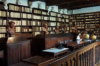 Plantin Press - Museum Library