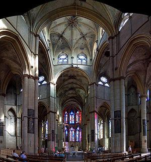 Liebfrauenkirche, Trier - Image: Liebfrauen Trier innen 1