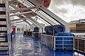 Lifeboat deck on Stena Danica 2.jpg
