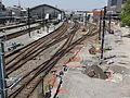Lille - Travaux en gare de Lille-Flandres (A10, 6 juin 2013).JPG