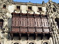 Lima Peru - City of kings - Balcony.jpg