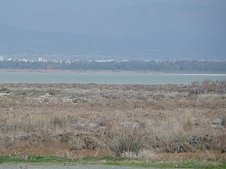 Limassol Salt Lake - Image: Limassol Salt Lake 2