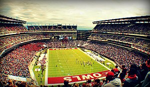 Lincoln Financial Field during 2011 Temple-Penn State game.jpg