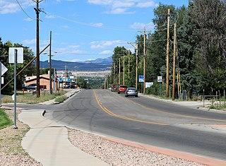 Lincoln Park, Colorado Census Designated Place in Colorado, United States
