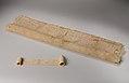 Linen from Tutankhamun's Embalming Cache MET DP226072.jpg