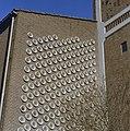 Linker zijgevel trappenhuis, detail ronde raampjes - Almelo - 20356909 - RCE.jpg