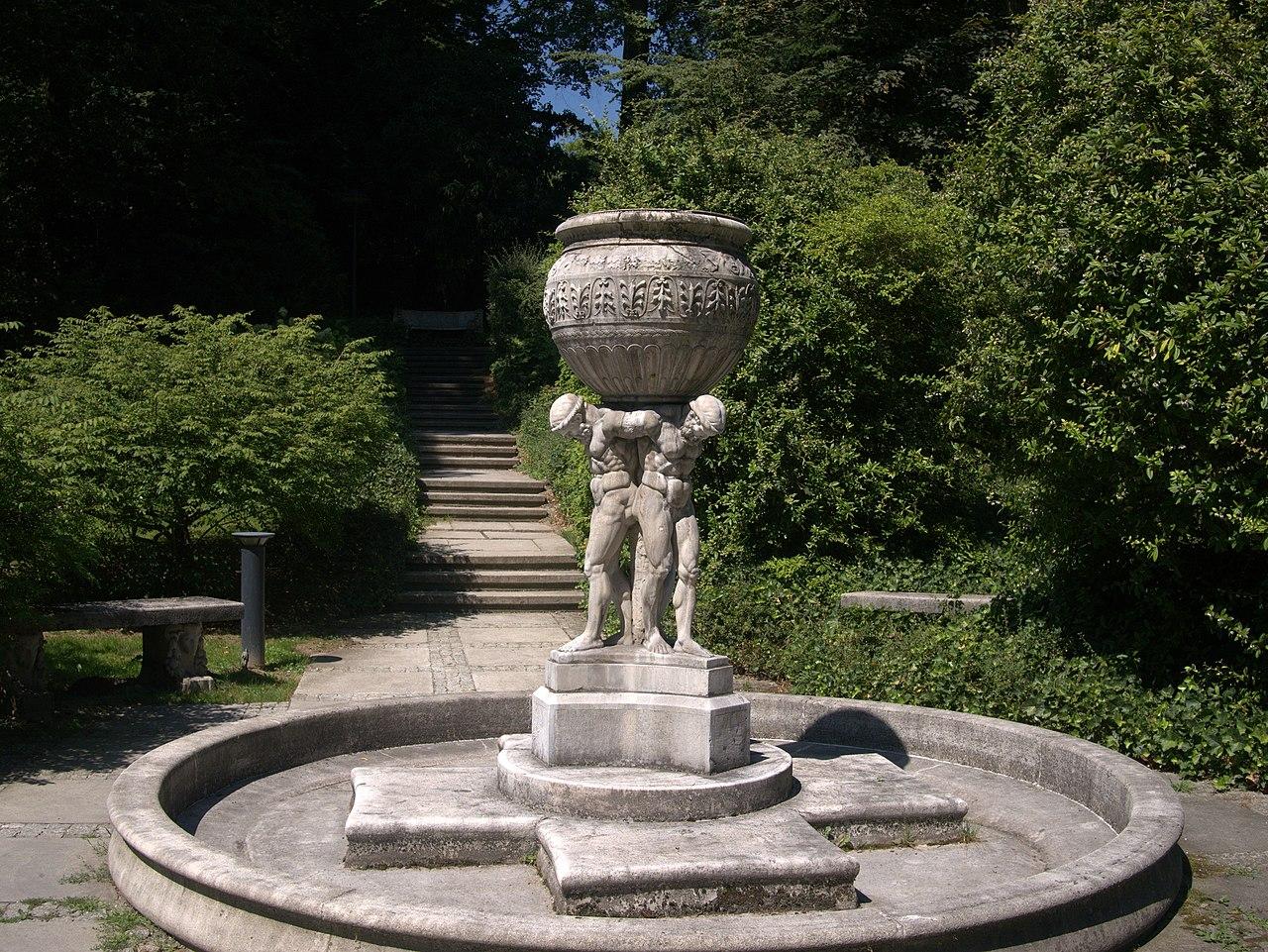 Gartenbau Linz file linz hatschekvilla gartenbaudenkmal 1 jpg wikimedia commons