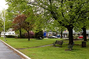 Littleton, Massachusetts - Image: Littleton Common MA
