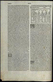 Ab Urbe condita libri, edizione del XV secolo