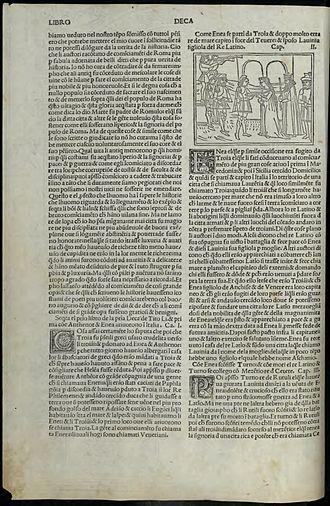 Ab Urbe Condita Libri - Ab urbe condita, 1493