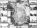 Livorno map of the town (1790) by Antonio Piemontesi 01.jpg