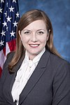 Lizzie Fletcher, official portrait, 116th Congress.jpg