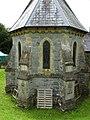 Llawddog, Eglwys Sant Llawddog Church, Cenarth, Carmarthenshire, Cymru Wales z09.jpg