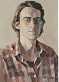 Lluis Cercós, Autorretrat, 1984.jpg