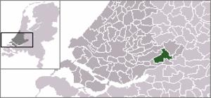 Arkel - Image: Locatie Giessenlanden