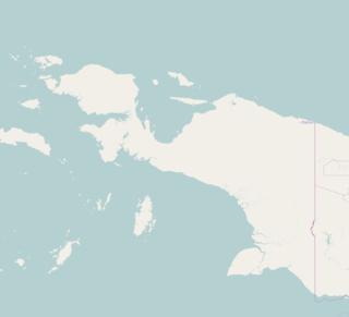 peninsula in Indonesia