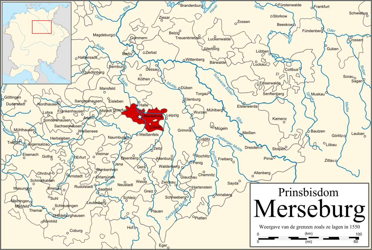 Bishopric of Merseburg #