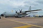 Lockheed C-130H Hercules 'CH-08' (35745800685).jpg