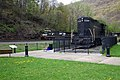 Locomotives on Horseshoe Curve (11718867606).jpg