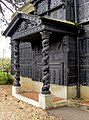 Lodge at the gates of Hall Barn, porch with 'barley sugar' columns-geograph-3448897-by-Stefan-Czapski.jpg