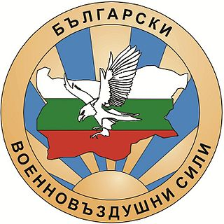 Bulgarian Air Force Air warfare branch of Bulgarias armed forces