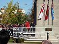 London 2010 Veterans Day Monument04.jpg