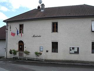 Longevelle-sur-Doubs Commune in Bourgogne-Franche-Comté, France