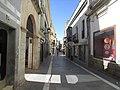 Looking north along Calle Sevilla, Zafra, 22 July 2016.JPG