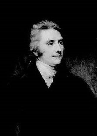 Charles Long, 1st Baron Farnborough - Image: Lord Farnborough by John Hoppner
