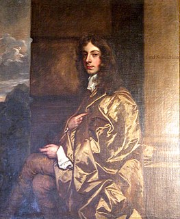 Robert Spencer, 2nd Earl of Sunderland English nobleman and politician of the Spencer family