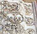 Lorenzo maitani e aiuti, scene bibliche 3 (1320-30) 15 crocifissione e noli me tangere.JPG