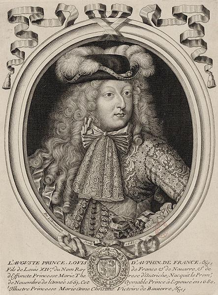 File:Louis, Dauphin of France - Larmessin 1685.jpg