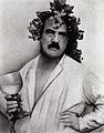 Lovis Corinth Selbstbildnis als Bacchant 1909.jpg