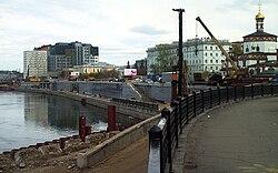 протяженность улиц города иркутска: