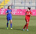 Lucie Vonkova Viktoria Schnaderbeck BL Muenchen-1.jpg