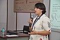 Lucy Rana - Lecture Session - Capacity Building Workshop On Innovation Hub - NCSM - Kolkata 2018-03-21 9141.JPG