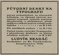 Ludvík Bradáč - reklama na knihařství.png