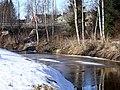 Lumijoki River 20090418.JPG