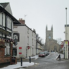 Lutterworth, a snow shower in March, geograph-3371058-by-John-Sutton.jpg