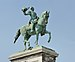 Luxembourg City monument Guillaume II statue 2011.jpg