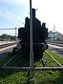 MÁV 376 649 monument, front, 2019 Siófok.jpg