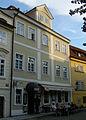 Měšťanský dům U Zahrádků (Malá Strana), Praha 1, Na Kampě 14, Malá Strana.JPG