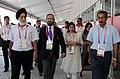 M.S. Gill and the Chairman of Organising Committee, Commonwealth Games 2010 Delhi, Shri Suresh Kalmadi visited the Commonwealth Game Village, in New Delhi on September 29, 2010 (1).jpg