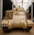 M3 Grant, Imperial War Museum, Duxford, May 19th 2018. (28511400957).jpg
