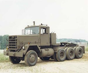 Crane Carrier Company - A CCC M920, a military version of the Centaur.