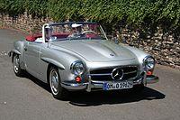 Mercedes-Benz 190SL thumbnail