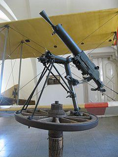 Schwarzlose machine gun Machine gun
