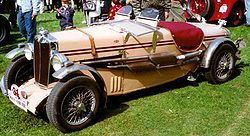 MG NE Magnette 2-Seater Racing 1934