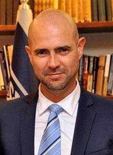 Amir Ohana Israeli politician