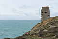 MP3 tower, Battery Moltke, Les Landes 04.JPG
